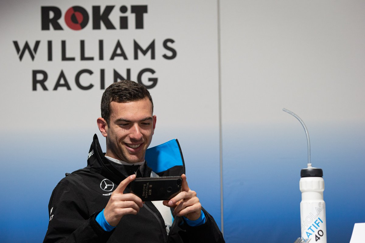The countdown is on… we are officially less than one month out from the 2020 Formula 1 kick off race in Melbourne! Are you as excited as @NicholasLatifi #Formula1 #ROKiTPhonesUK #ROKiTWilliamsRacing