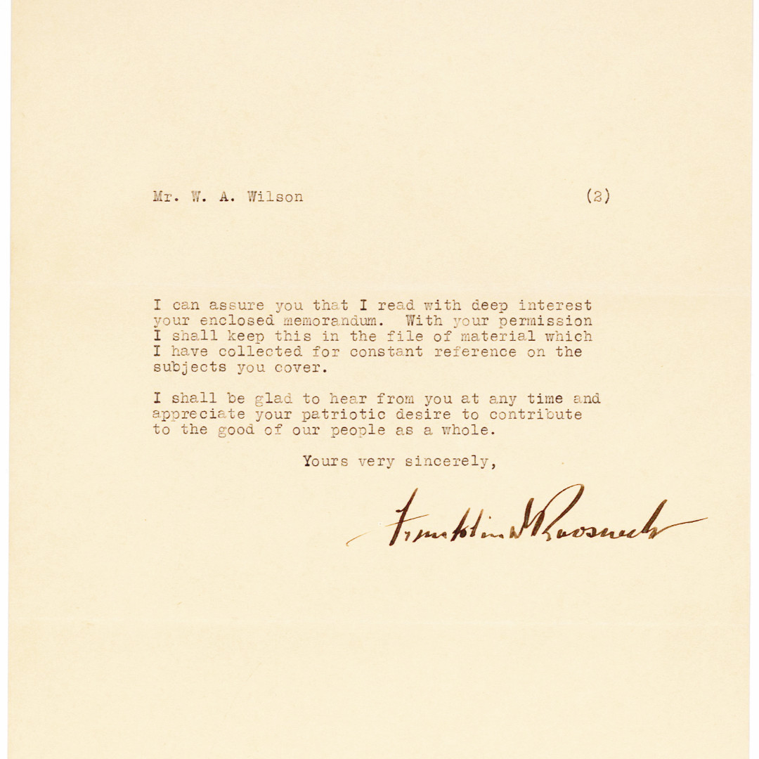 In this 1932 letter, Franklin Roosevelt writes about the Sermon on the Mount, Ten Commandments & his progressive platform  http://ow.ly/vLbl50ylMQq  #FDR #franklinroosevelt #presidentialcampaign #presidents #americanpresidents #tencommandments #democratspic.twitter.com/gvsfXP9ZL6