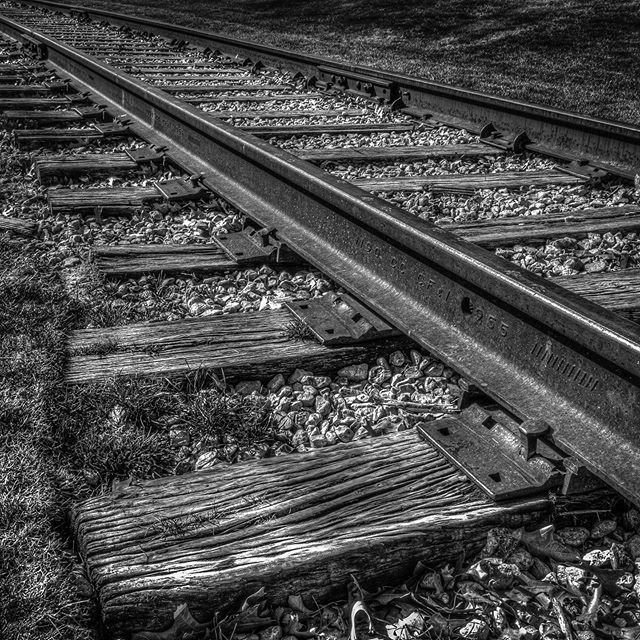 """The Tracks Of Life"" - Neither a wise man nor a brave man lies down on the tracks of history to wait for the train of the future to run over him. #traintracks #railroad #wisewords #wisequotes #wisdomquotes  #wisdom #wisdomfeed https://ift.tt/2SOrNF5 pic.twitter.com/nVzGIHV3pH"