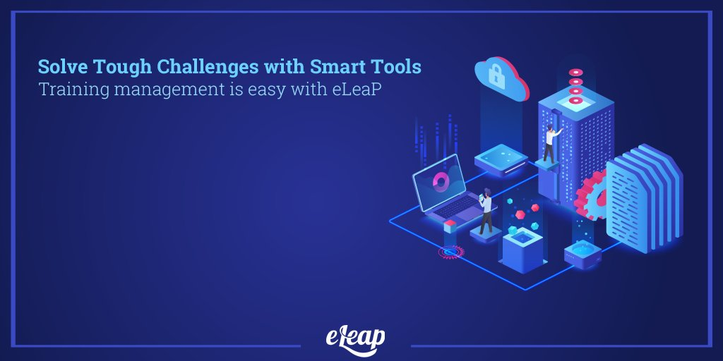test Twitter Media - What if training management can be done automatically? 😎 Well, the answer is yes, with eLeap everything is easy to set up and use.  Download your free brochure now in the link below!  👉🏻 https://t.co/SMHmcZr4Qf 👈🏻 * * * #management #learning #software https://t.co/4iAnMlC3xp
