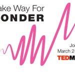 Image for the Tweet beginning: Talking #TEDMED 2020!  #makewayforwonder