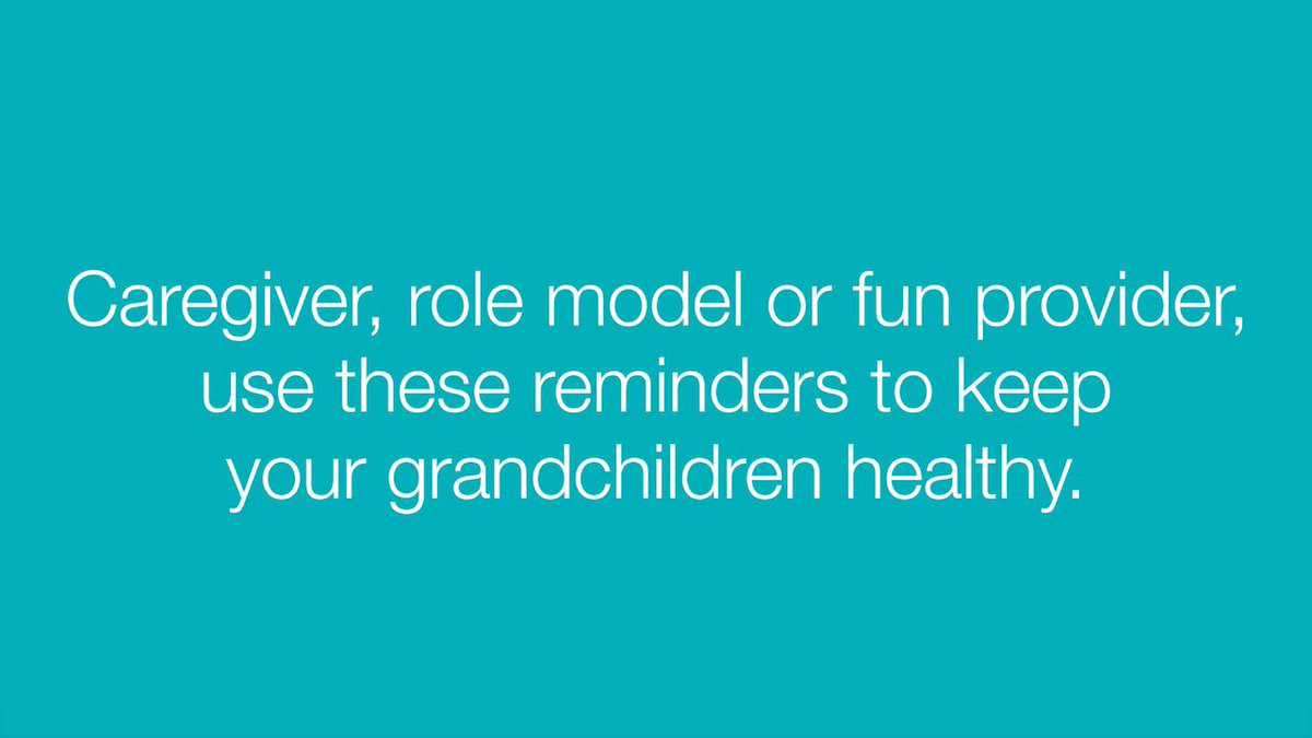 Image for the Tweet beginning: New grandparent? Your child care
