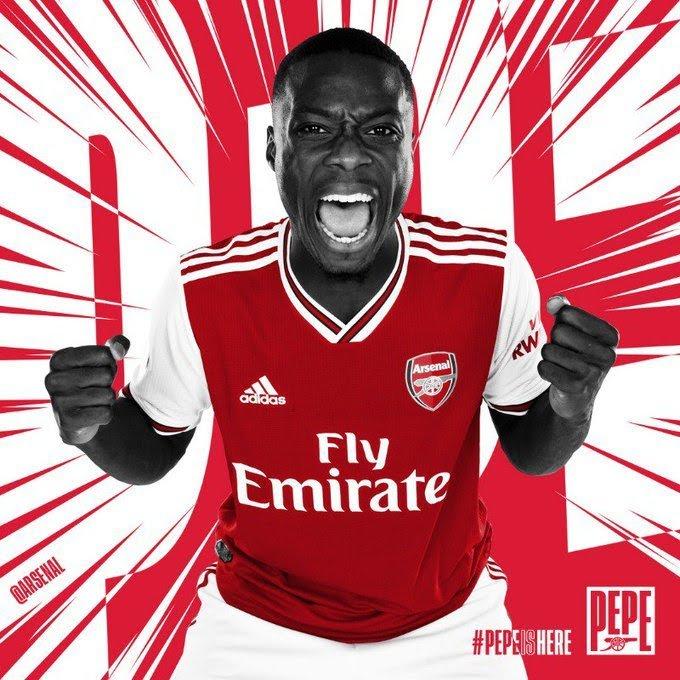Good game! #Arsenal #AfcLysekilpic.twitter.com/a1pvBWAoyA