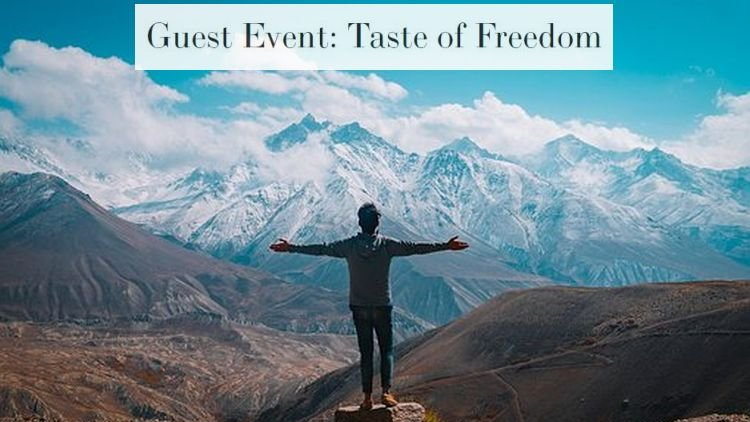FREE EVENT in Los Angeles today 2-6 PM! Join us for A Taste of Freedom. Be our guest! No pre-registration required. Expert Life Design Education guidance. https://www.facebook.com/events/1441922102656911/… #LA #FreeEvent #Authenticity #Empowerment #PersonalDevelopment #ProfessionalDevelopment #BeFreepic.twitter.com/VFjvzlZX3J