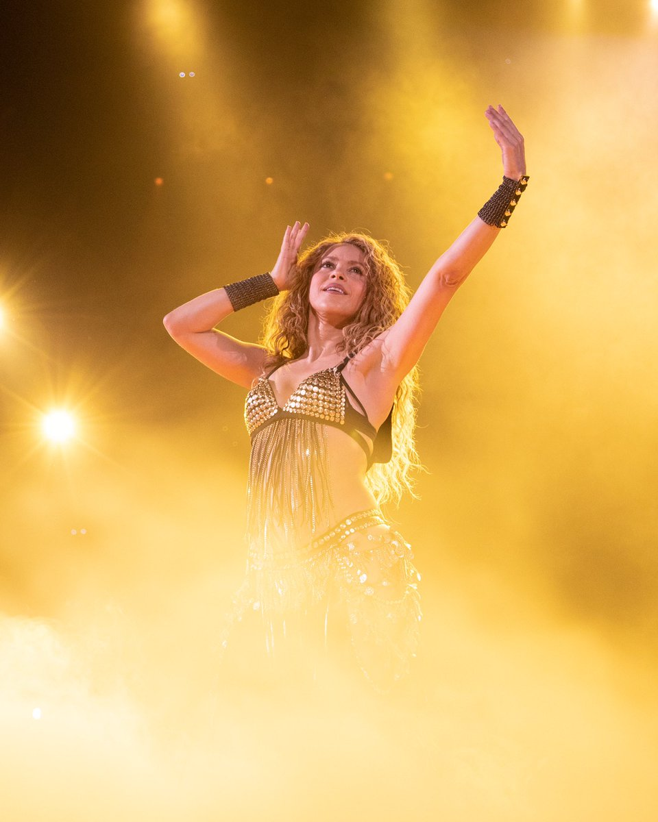 Shakira In Concert: El Dorado World Tour is available to watch on-demand on @hbo & @HBOLAT now!  Shakira En Concierto: El Dorado World Tour ya está disponible para ver a la carta en @hbo y @HBOLAT! #ShakiraHBO @HBOLatino @HBOPR  ShakHQ