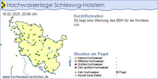 #Pegel #SchleswigHolstein: Aktuelle #Hochwasser-Info liegt vor! Mehr unter https://www.umweltdaten.landsh.de/public/hsi/pic.twitter.com/CuC5XfPhyc