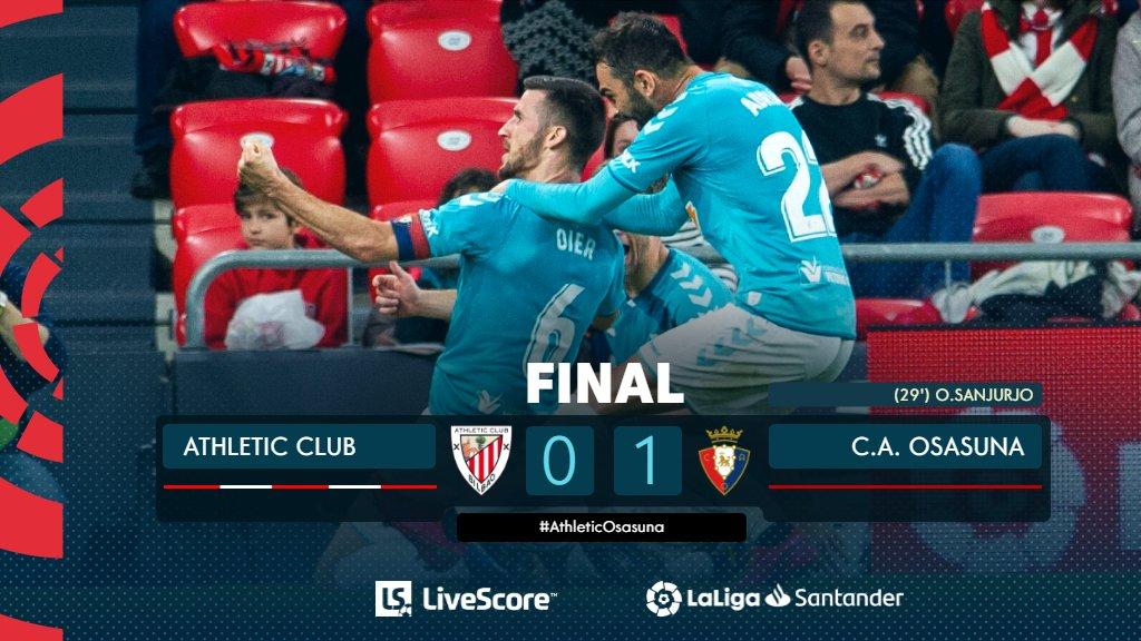 Athletic Bilbao-Osasuna