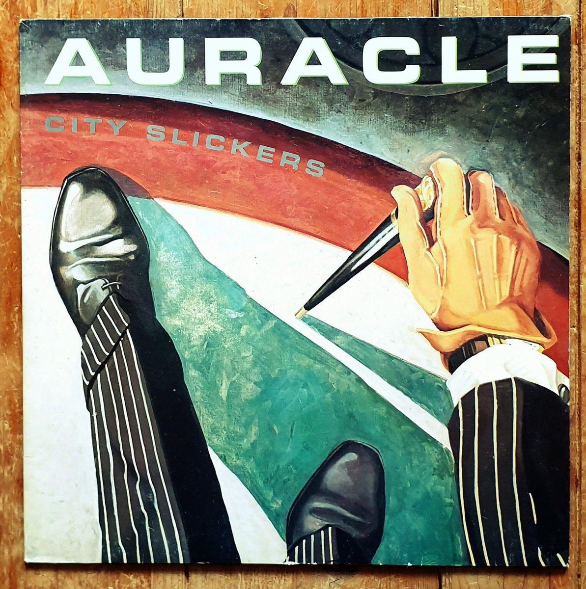 #Auracle  – #CitySlickers Label: #ChrysalisRecords – 6307 653 Format: Vinyl, #LP, Album Country: Germany Released: #1979s Genre: #JazzFunk Style: #JazzRock #Jazzfusion   #BombsAwayBallet #CityOfPenetratingLight #Sambanana #instarecords  #vinylrecordcollection #instavinyl pic.twitter.com/QeBOCMtsi8