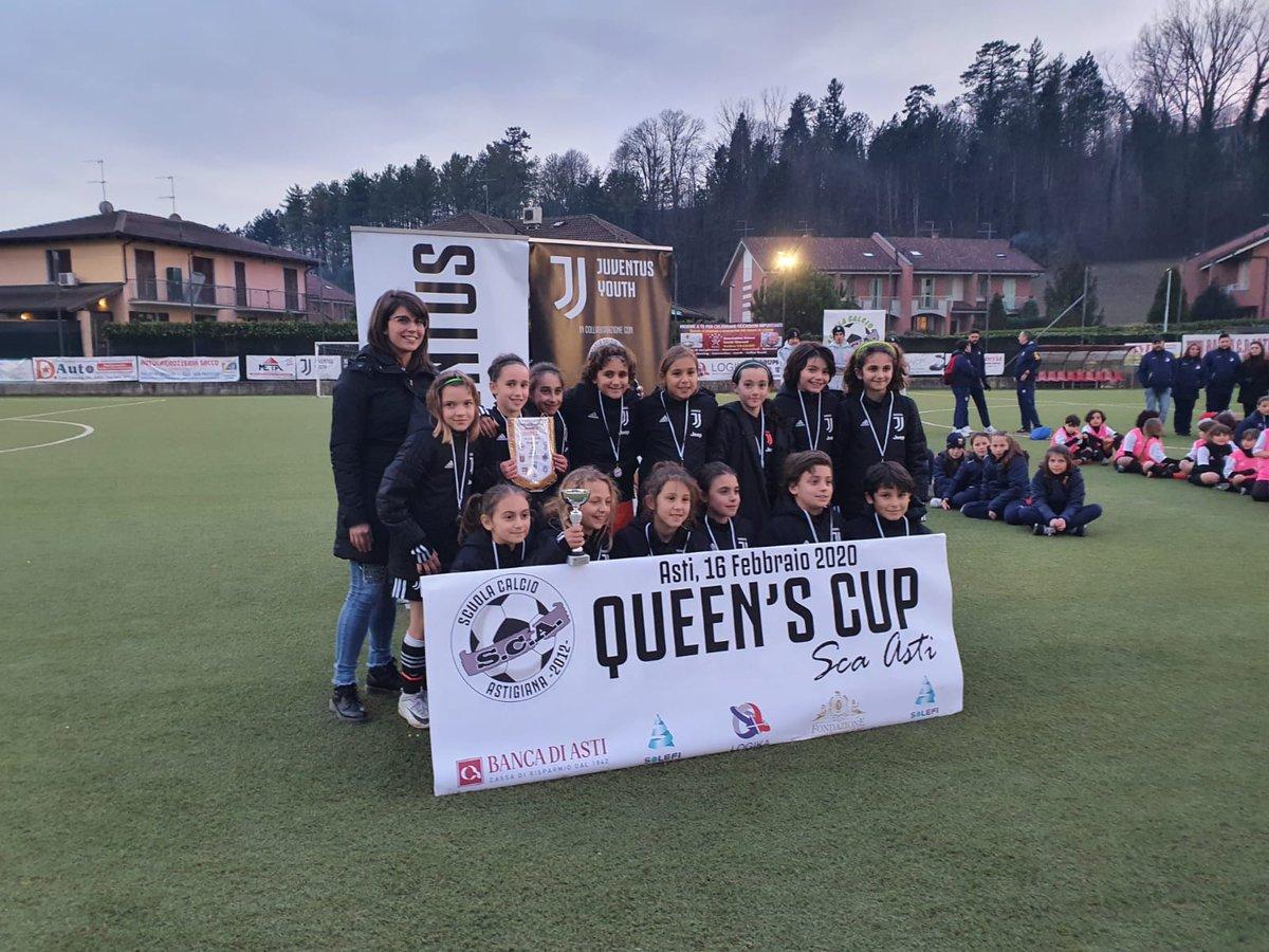 Ragazze in campo oggi 👇  #Under13 Juve - Baveno U15 12-0 (Saracco x7, Iannacone, Robino x2, Gallo, Xhumaqi)  #Under10 🥉 alla Queen's Cup U10 (📸)  #JuventusYouth