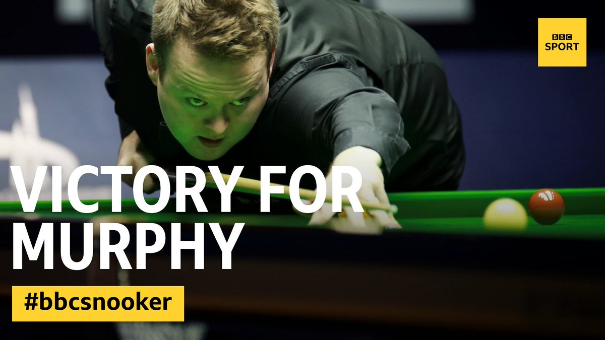 Shaun Murphy is the Welsh Open champion. He saw off Kyren Wilson 9-1 in the final in Cardiff. 👉http://bbc.in/2HrFSD7 #bbcsnooker