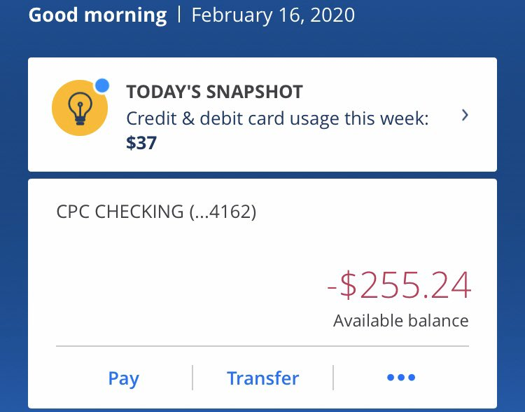 """Social Media Guru 9™️ auf Twitter: """"@ChaseSupport @Chase I can"""