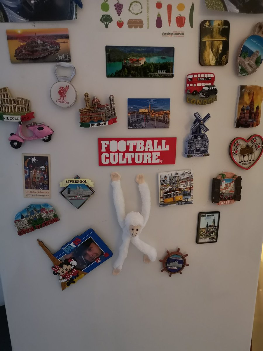 @FootballCulture tussen de collectie  Bedankt voor top shirtje van HZ22 pic.twitter.com/oolCSWuYKA