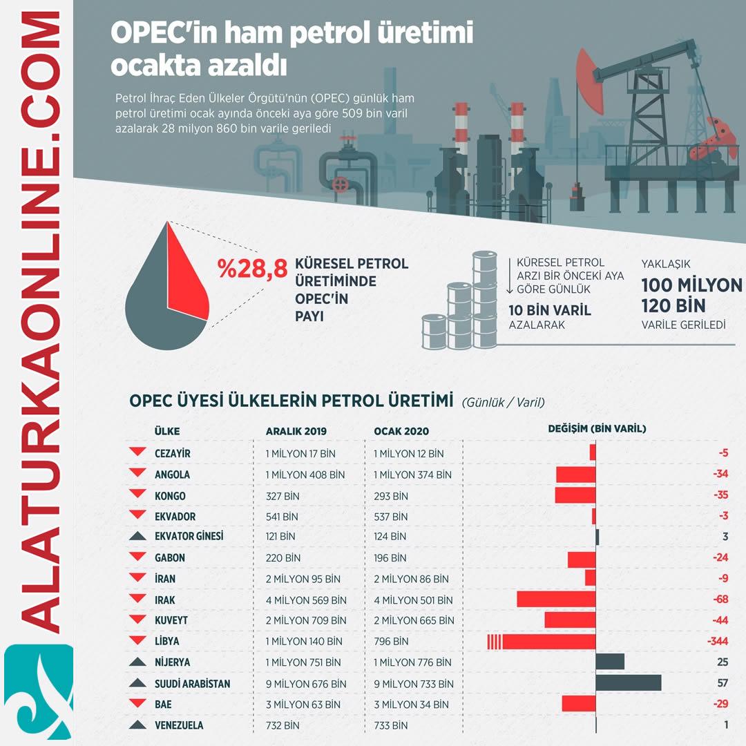 какое место занимает нефть в мире