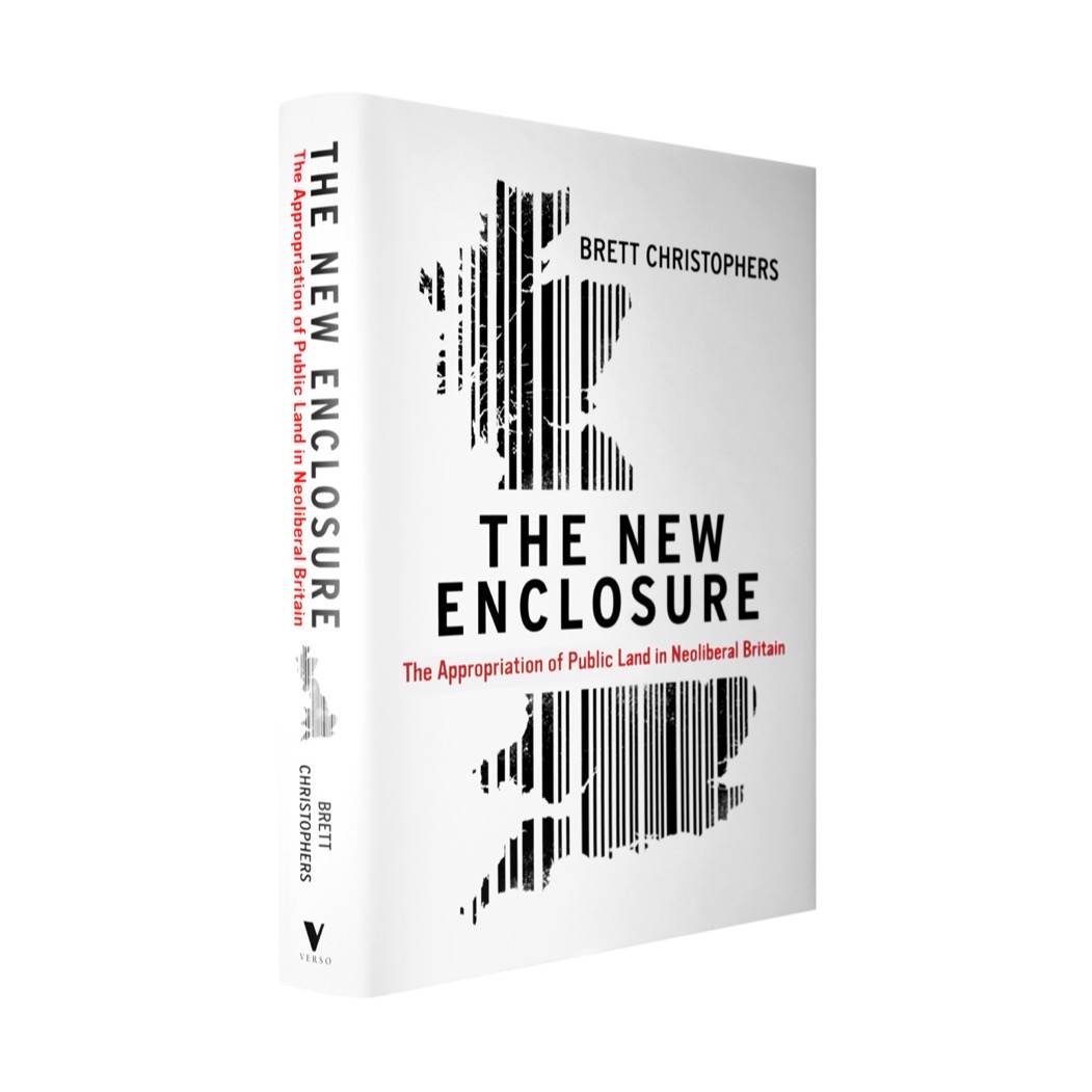 One from our reading list: #TheNewEnclosure by @bceagle71 reveals that the biggest #privatisation in the #UK has been the fire sale of public land. To date, around 2 million hectares (10% of Britain) have been #sold, hidden from the public eye #neoliberalism #thatcher #enclosurepic.twitter.com/OFABcLSPfJ