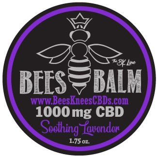 Brought to you by Bee's Knee's CBD's, our award-winning #CBD Bees Balm now in Soothing Lavender uses botanicals specially made to deliver nature's best directly to your skin. #buycbdbalms #cbdskincare #hempheals #hemphelps http://bit.ly/2CF1oBRpic.twitter.com/Qpt9cXpIwC