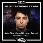 Image for the Tweet beginning: Catch @Nightbloo streaming live on