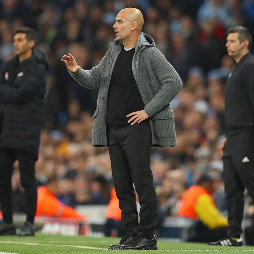 Will #PepGuardiola continue at the helm for the #Cityzens if their #UCL ban is not overturned? 🤔Tell us what you think using #KickOff and stand a chance to be featured ON AIR!#SonySports #Football #ManCity #CityBan #Football #England #ChampionsLeague #SonaManaHai