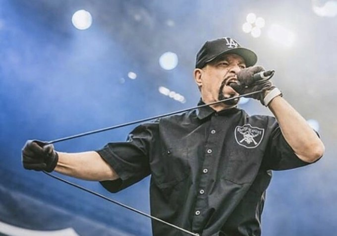 Happy birthday to the OG Ice T  favorite song from him?