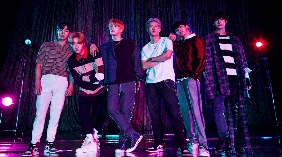 .@OfficialMonstaX has released their first English-language album #AllAboutLuv 💞   Favorite track so far? 🎧: