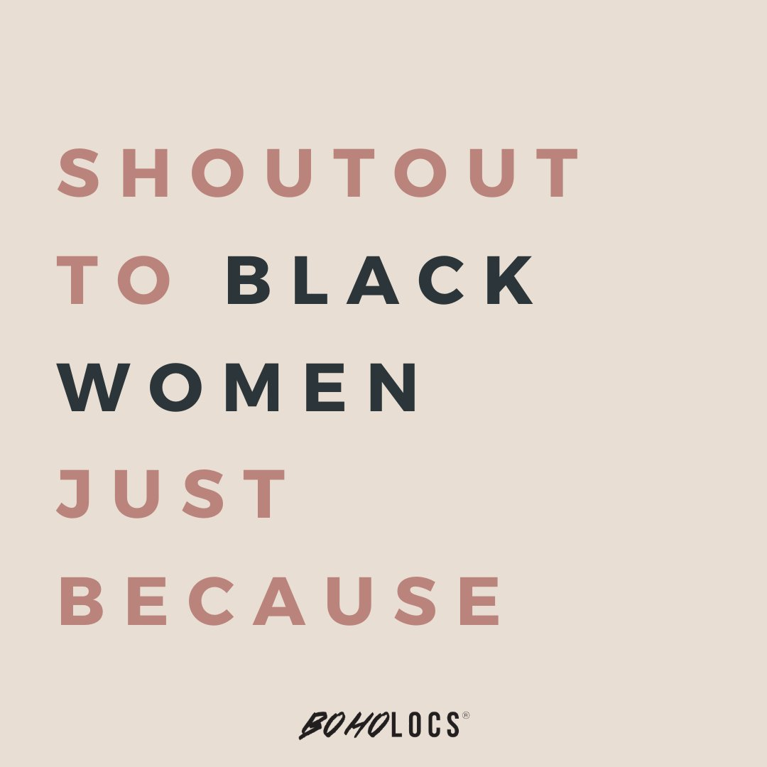 A special shout out to all of y'all!   Stay shining this Sunday ladies.   Tag your friends in the comments that deserve that recognition today.  #BlackGirlMagic #SelfcareSunday #SelfLove #BlackHistoryMonth #BlackQueens pic.twitter.com/jA9n4E19NE