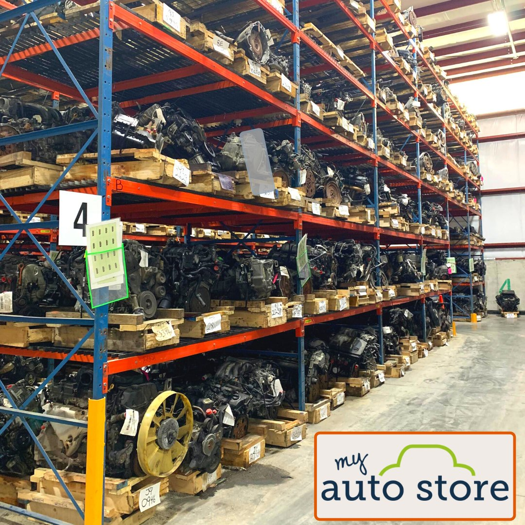 Here at My Auto Store, we specialize in engines and transmissions!  Free Shipping in all continental USA! . . . #autoparts #usedparts #myautostore #usedautoparts #genuineparts #oemparts #usedcarparts #carparts #tuningcars #engineswap
