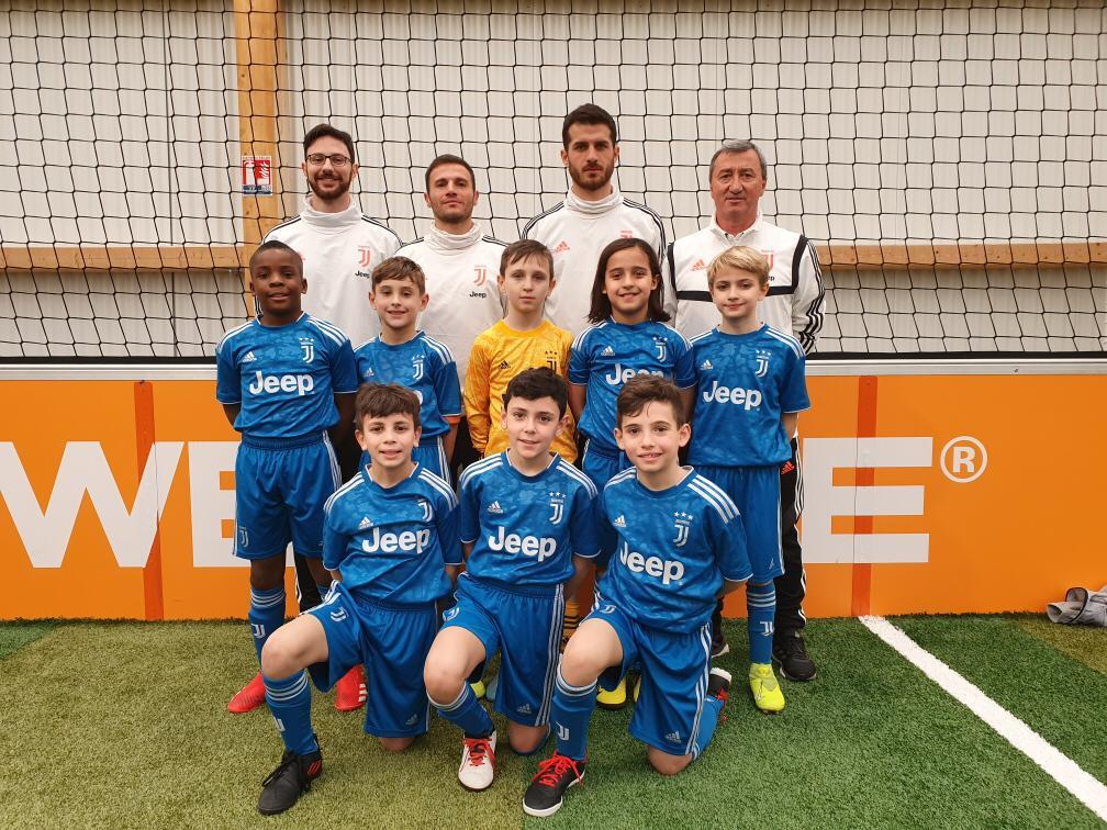 #Under10 🥈 al Mini Champions a Nantes 🇫🇷  #JuventusYouth