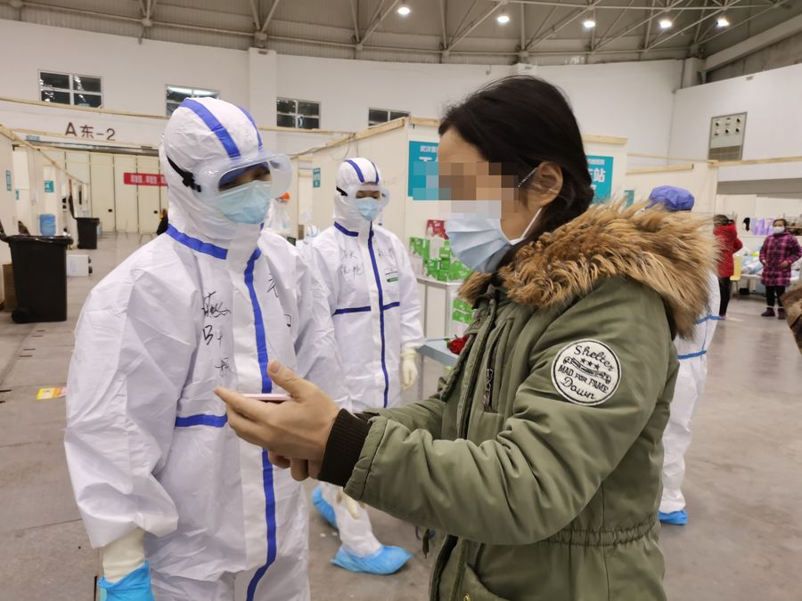 Twenty recovered coronavirus patients donated their plasma to those in severe condition in Wuhan http://xhne.ws/jBe7I