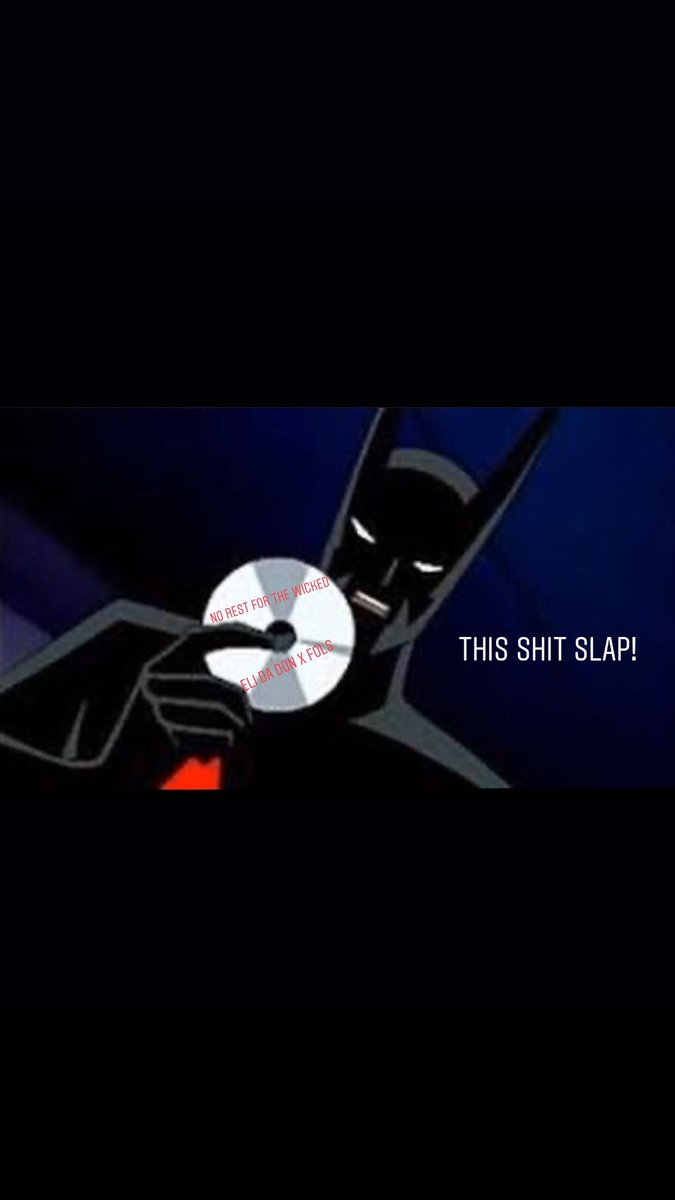Batman know wasup
