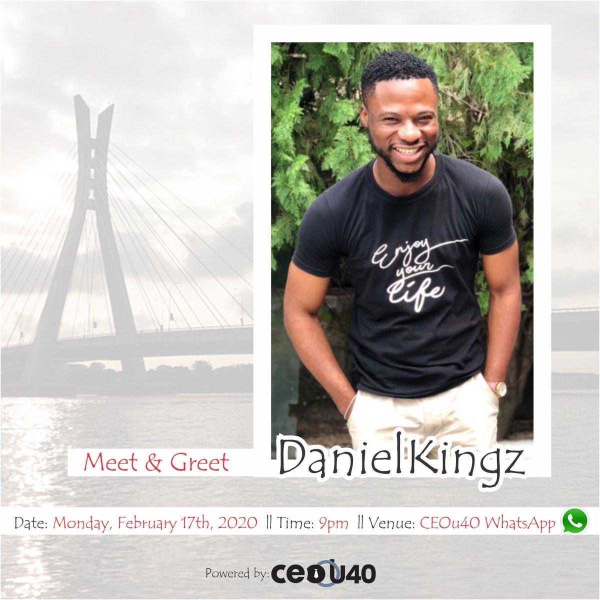 Meet of the CEO'  More details soon.  #ceou40 #ceo #socialmedia #business #society #money #marketingpic.twitter.com/NI2YLQ6v7b