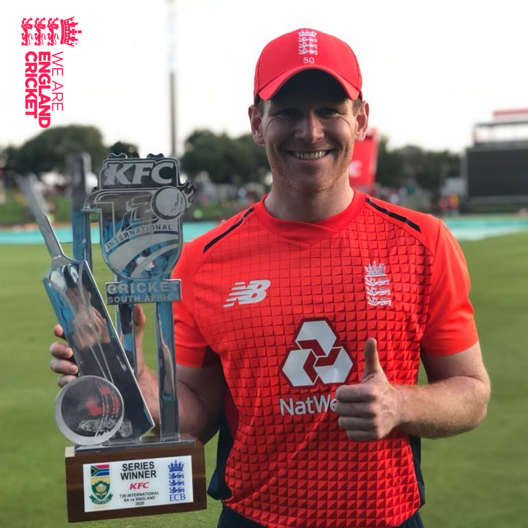 Man of the match... Man of the series... Message for @Eoin16? 😍