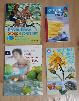 4 Bücher Gesundheit / Beauty - Natürlich heilen , Cholesterin & Fett Ampel usw. http://dlvr.it/RQ8WNVpic.twitter.com/8fPXpEhtV9