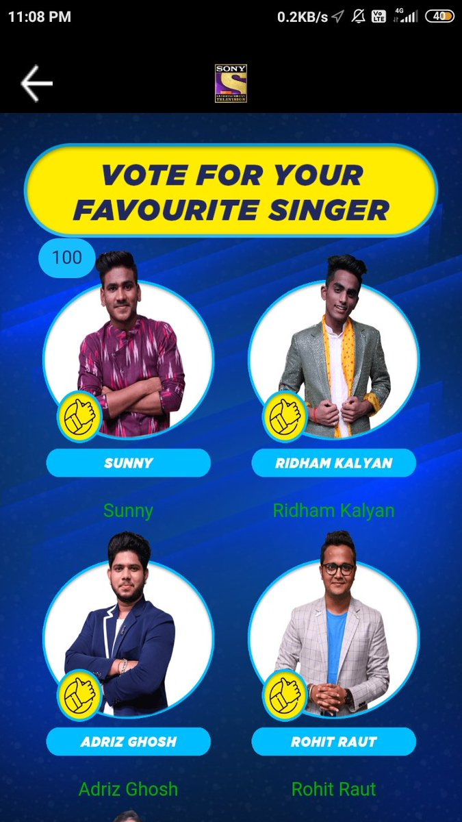 Best wishes to @sunny_singer11  for Grand Finale of #IndianIdol11 .Big fan of your voice & specially http://Sargam.My 100 votes for you.Keep entertaining us.👍👌Lot's of love dear brother🙏🎵🎤🥇🏆🎉#WinnerSunny@SonyTV @VishalDadlani @iAmNehaKakkar #HimeshReshammiya