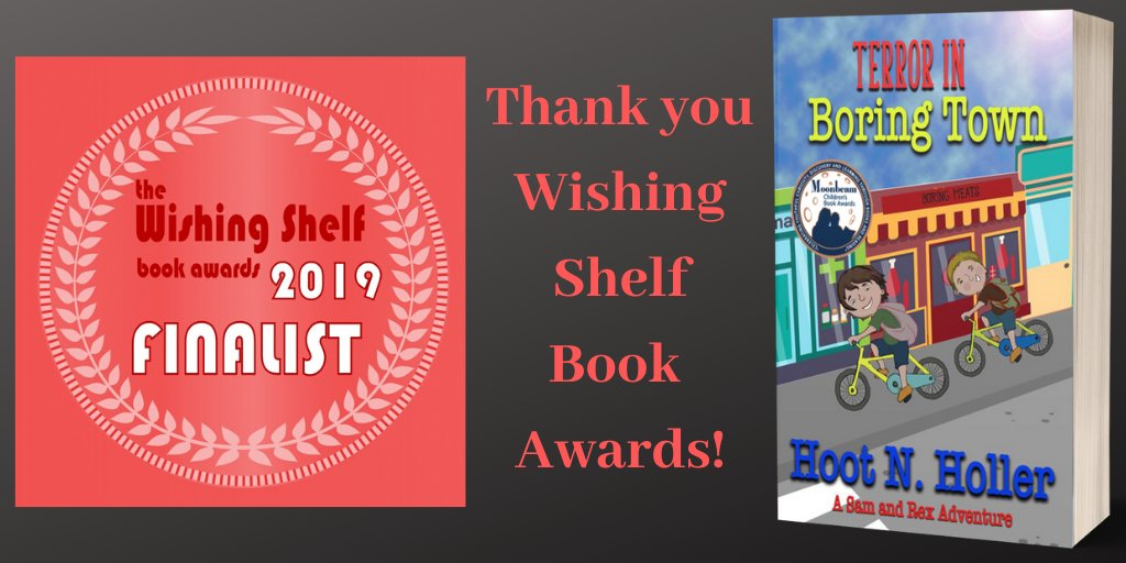 Thank you @WishingShelf for this wonderful award!   Congrats to all the finalists! Winners announced April 1.  #awards #childrensbook #childrensbooks #mglit #middlegradepic.twitter.com/S1GAO1ketQ