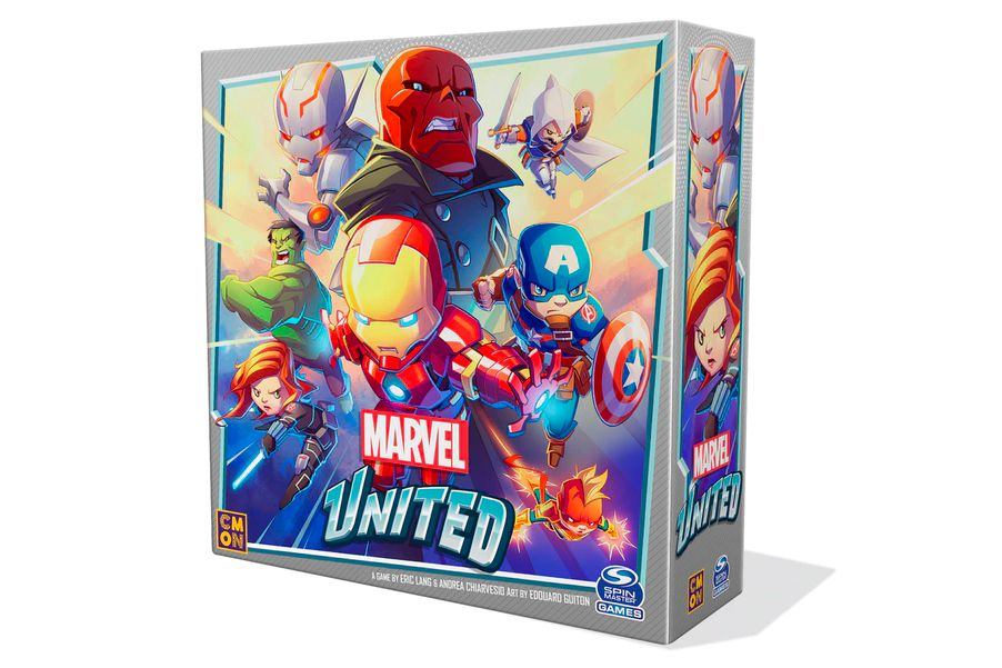 The latest Marvel card game was designed specifically to blow up on Kickstarter
