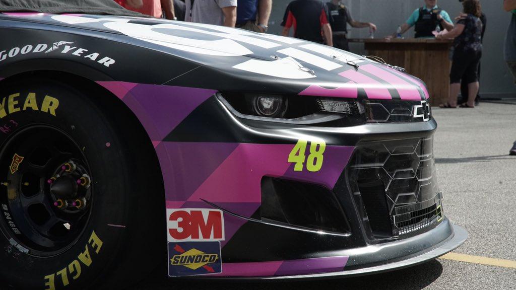 Ready. #Daytona500