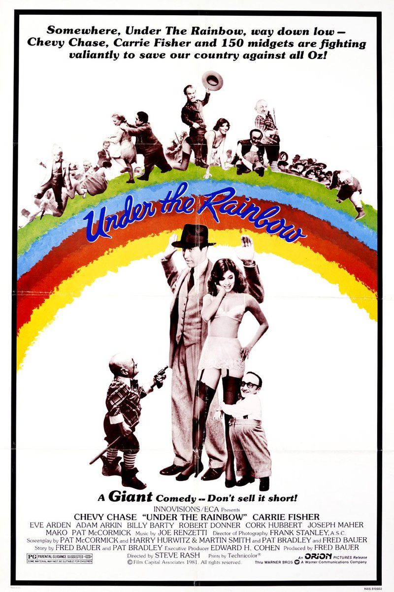 Do you remember this movie?  #popculture #1980s #TCM pic.twitter.com/5YRdHpkyEQ