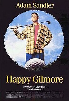 Released #OnThisDay in 1996 , Happy Gilmore. #90smovies pic.twitter.com/darkUBKm6O