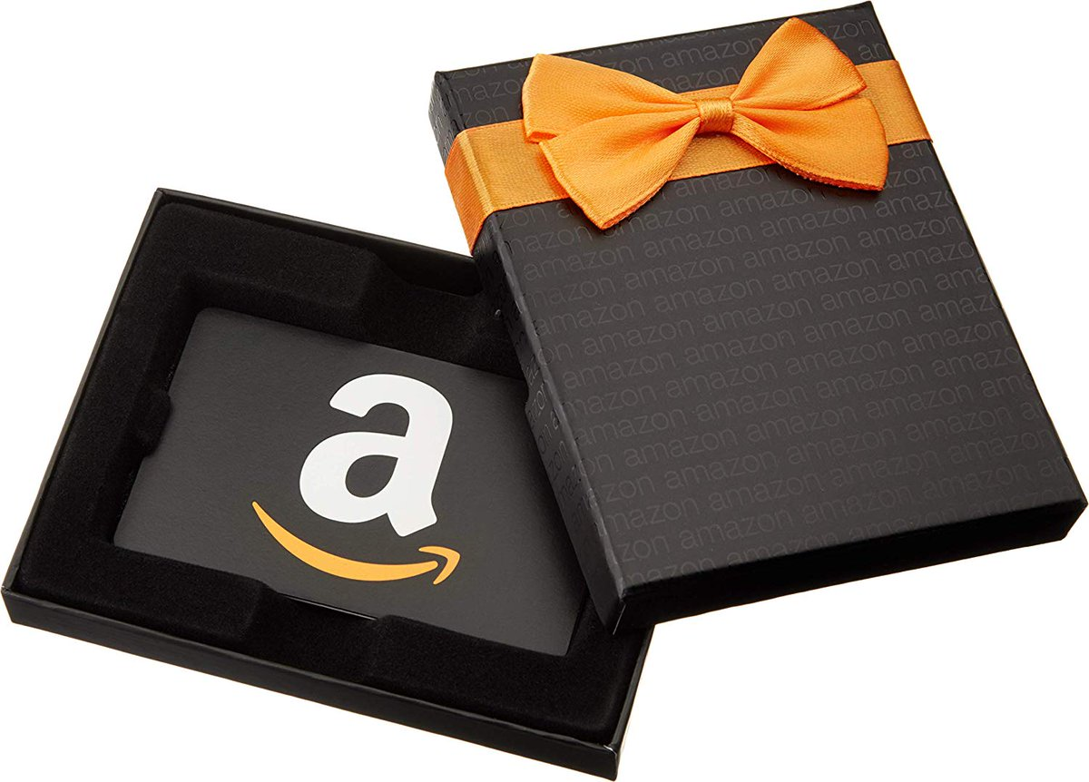 Should we do a 1,000 FOLLOWER #GIVEAWAY  Retweet and Tag a friend who would want a FREE Amazon Gift Card, and you both could win!  #contestalert #contest #freebie #giftcard #entertowin #retweet #tagafriend #win #free #money #stealsruspic.twitter.com/BKx0KooFGd