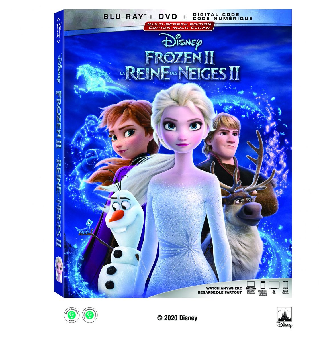 Do the next right thing and enter this #contest.   RT + FOLLOW us to #win your very own Blu-ray combo of #Frozen2!pic.twitter.com/FOLN5Gctkp