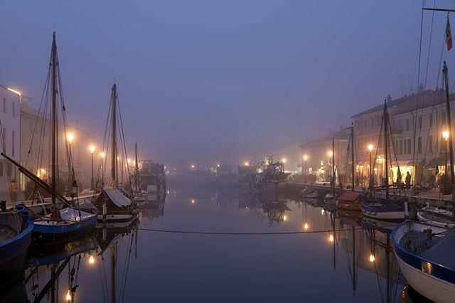 #nofilter #fog  #nebbia  #emiliaromagna  #cesenatico  #landscapephotography https://ift.tt/2UYr07cpic.twitter.com/gKfEoZAN8T