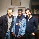 Image for the Tweet beginning: Kande Boubakar aggredito a Palermo,