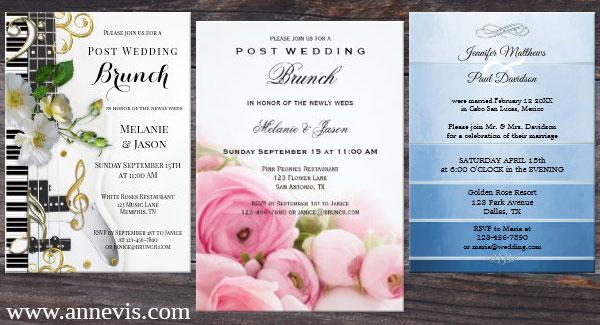 Wedding reception only invitations https://annevis.com/wedding-reception-invitations/… #wedding #weddingplanning #bridal #bridetobe pic.twitter.com/2nZWGVPhYK