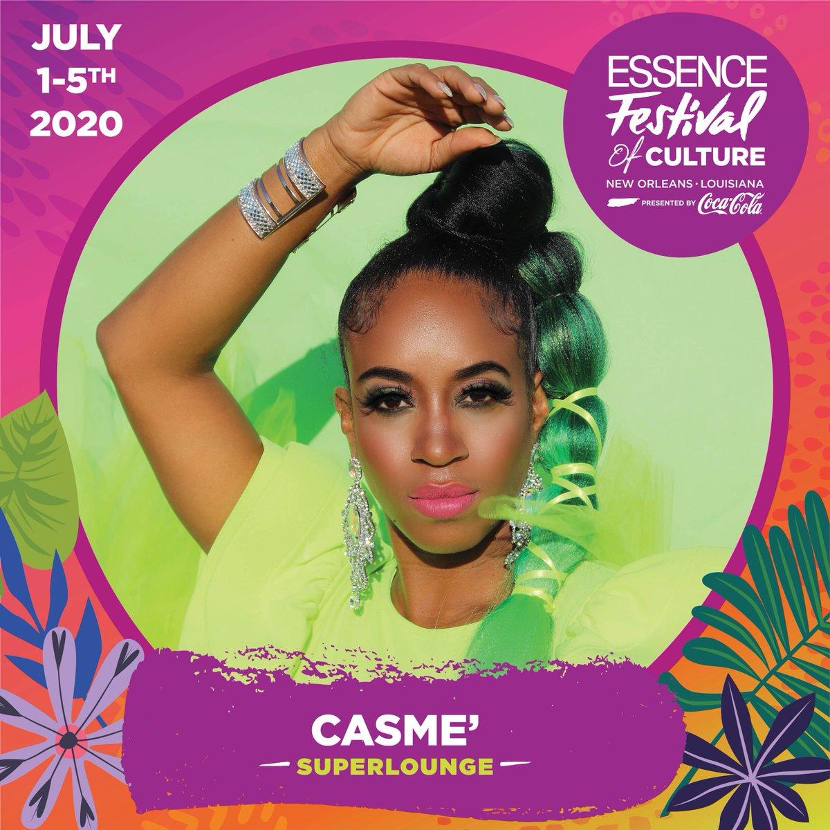 RT @IAMCASME: #essencefest @essencefest https://t.co/IUuzZkCDOf