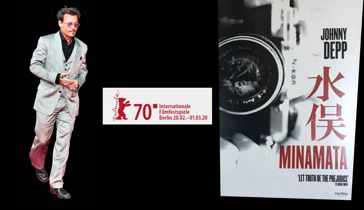#JohnnyDepp is confirmed to attent the 70th International Filmfestspiele Berlin Berlinale starting coming weekend.  #JusticeForJohnnyDepppic.twitter.com/9oWoiXmqg7