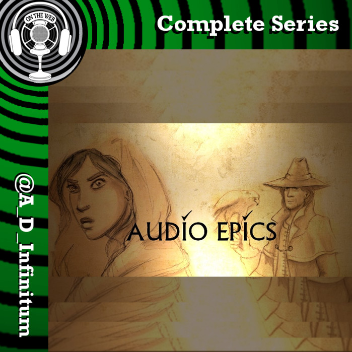 THE WILL OF THE WOODS from @AudioEpics  The story takes place in a world called the Infinite Woods, a place where the trees never end, inhabited by elves, talking animals and strange creatures...   #audiodrama https://www.youtube.com/watch?v=TC0GSqpQ7Uk…pic.twitter.com/MdxUOIozy5