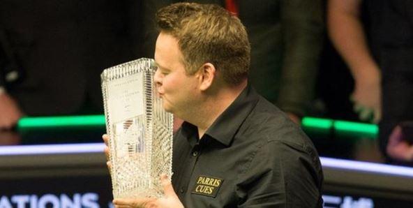 Shaun Murphy has won his first ever Welsh Open. 🏆 Full story 👉https://bbc.in/2vzUtKa #bbcsnooker