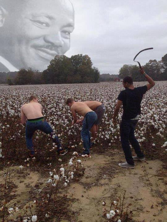 """""""I have a dream"""" - Martin Luther King Jr."""