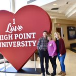 Our hearts are melting over our HPU families! Check out these photos from our #HPUPopUp in the R.G. Wanek Center this weekend! 💜 #HPU365 https://t.co/pEfbgSVocV