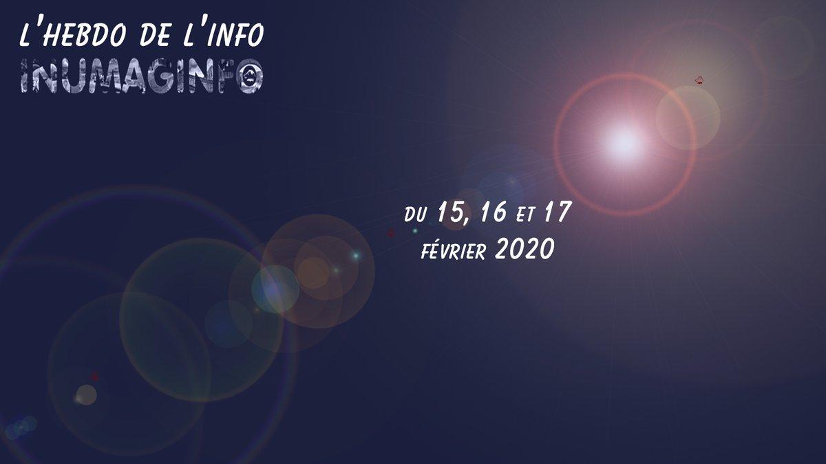 L'info du 16 Fév 2020 : Météo Tempête,Affaire B.Griveaux, A.Buzyn-O.Véran, Politiques-Municipales,#GiletsJaunes, #POLICESTOPSUICIDE, Réforme des Retraites, Facebook, #coronavirus,Norvège, Climat/Biodiversité - Ecocide,  Le Loup... - http://www.inumaginfo.com/info-hebdo-inumaginfo-1-3-semaine-du-15-au-17-fevrier-2020-721.html…pic.twitter.com/5KTJPXPqCO