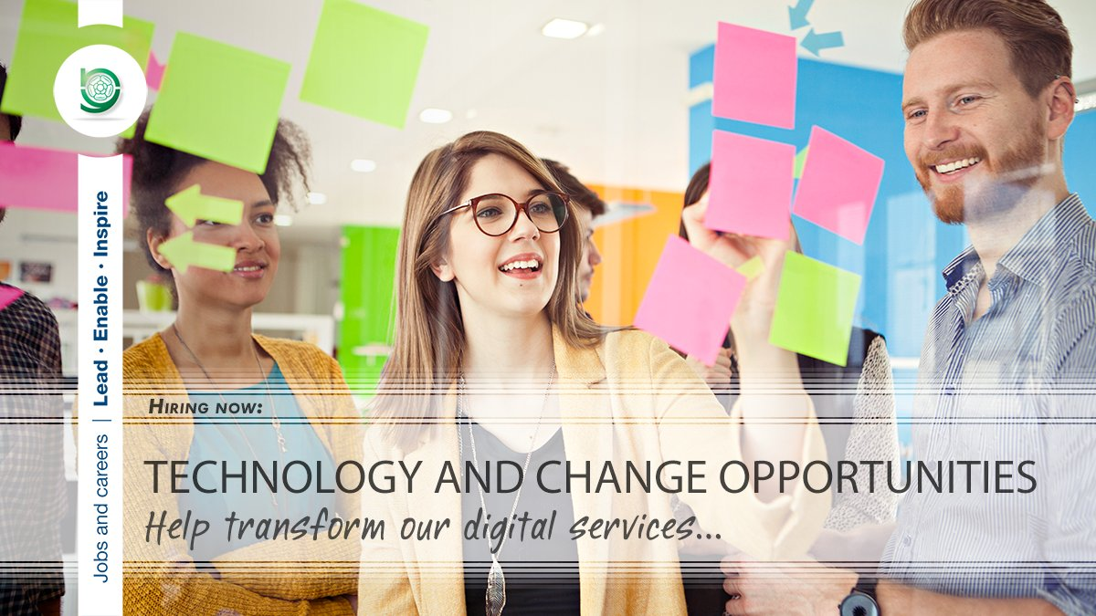 Closing tomorrow - #vacancies available in our #Technology and Change service, ranging from entry level to senior positions.  Apply today and be part of the team taking us into the future: https://www.northyorks.gov.uk/technology-and-change-opportunities …  #Jobs #HiringNow #TechJobs #ITJobs #TechnologyJobs #IT #JobSeekerpic.twitter.com/25suVfe0Qt